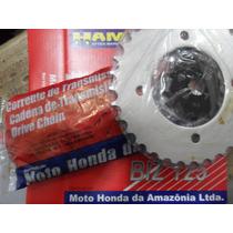 Kit Transmision Honda Biz Bis 125 Original Hamp Centro Motos