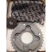 Kit Transmicion Con Cadena Zanella Rx 150 Franco Motos
