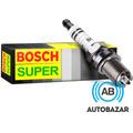 Bujías Encendido Bosch X 4 Un. Ford Escort/ Xr3 1.6 - 1.8 N