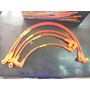 Cables De Bujias Competición 9mm Ferrazzi Fiat Uno Y 147