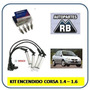 Kit Encendido - Cables De Bujia + Bujias + Corsa Fun Celta