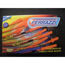 Cables Ferrazzi Competición 9mm Fiat 600