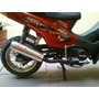 Escape Deportivo Xrs - Tuning - Competicion - Motos 110 Cc