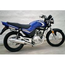 Escape Molina Motos - Yamaha Ybr 125 - Directo De Fabrica