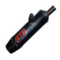 Silenciador Deportivo R72 Factory Bajaj Rouser 200 Ns