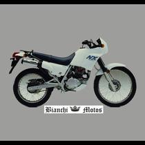 Silenciador Honda Nx 125/150 Tipo Original Bianchi Moto