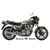 Silenciador Honda Cb 750/900 F Tipo Original - Bianchi Motos