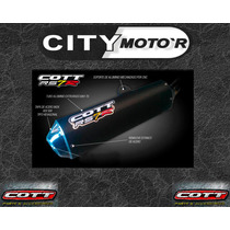 Escape Cott Rs7r Honda Tornado 250 - City Motor
