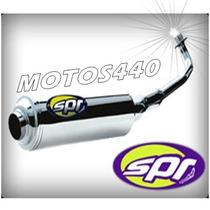 Escape Spr Turbo Sprint Zanella Zb 110 Motos440!!!!!
