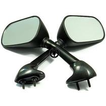 Espejos R1 R6 Yzf Yamaha Motos Pista Retrovisores Mirrors