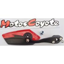 Espejo Tunning Deportivo Fz/110/titan/rx Motos Coyote Moron