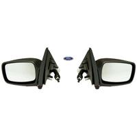 Espejo Ford Fiesta Exterior 97 98 99 00 01 02 Con Comando