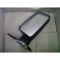 Espejo Exterior Derecho Renault 9/11 Manual Base Aluminio
