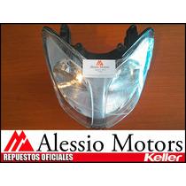 Keller Conquista 150: Optica Delantera - Alessio Motors