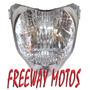 Optica Delantera Yamaha Fz 16 En Freeway Motos !!