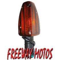 Farol Giro Honda Falcon 400 Nx Original En Freeway Motos !