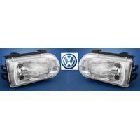Opticas Volkswagen Gol Ab9 Saveiro 1995 1996 1997 1998 1999