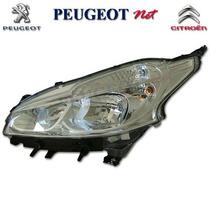 Optica Peugeot 208 Allure 100% Original C/lamparas