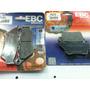 Juegos Pastillas Freno Ebc Bmw Gs 650 Bicilindrica 2011