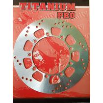 Tengai 650 Kawasaki .disco Freno Titanium Pro Delantero