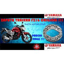 Cintas Zapata De Freno Yamaha Fz 16 Original