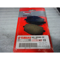 Pastilla Yamaha Original Fa 101 Xt 225/350/600 Motorbikes