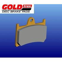 Pastillas De Freno Gold Fren Yamaha Fzr 400 Rrsp/rr/rw Del