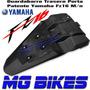 Guardabarro Trasero Porta Patente Yamaha Fz16 M/n Mg Bikes