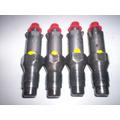 4 Inyectores Palio Siena Diesel 1.7 Con Tobera Nueva China