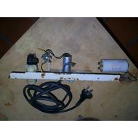 Electrovalvula Capacitor Lavaropas Edelujo Awh 651caballito