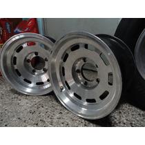 Llantas De Aluminio 15x10 Tc F100 Ika