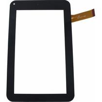 Pantalla Vidrio Tactil Tablet 7 Negro - Fe-z7z35