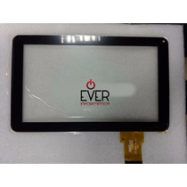 Pantalla Tactil Vidrio Tablet 9 Chinas 234mm X 143mm