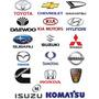 Subconjunto Pistones Y Juego Aros Daihatsu Motor Ab Cb Cbt