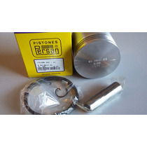 Gilera 200 Antigua Kit Piston Perno Y Aros + 2.00