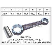 Biela Muñon Zanella 50 70 Competicion 2t Sol Due V3 Creuso
