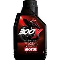 Aceite Motul 300v 4t - 15w50 - Bonetto Motos