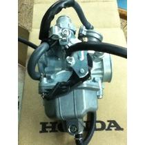 Carburador Genuino Original En Caja Honda Trx 250 2007/13
