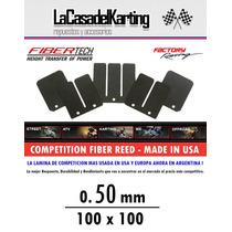 Lamina Para Flapper 0.50 Mm Comp. Fibertech Made In Usa