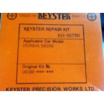 Kit Reparacion Carburador Original Honda Xr 250 Made In Japa