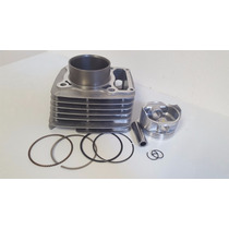 Cilindro C/ Piston Twister Cbx250 Kit Motos Outlet Repuestos