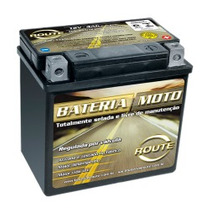 Bateria Ytx5l-bs Gel Cg150 Xr125 Biz Bros En Suzuka Motos