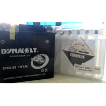 Bateria Dynavolt Ytx5l-bs 114x0x105cm Ideal Honda Cg 150