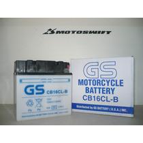 Bateria Gs Cb16cl-b Original Yamaha Moto De Agua - Motoswift