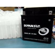 Bateria Dynaviolt Yb30cl-bs Incluye Acido Especial Polaris
