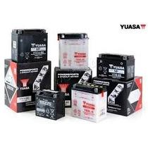 Bateria Moto Yuasa Ytx5l-bs Honda Cg 150 Xr 125l Varias