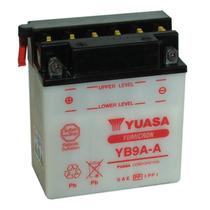 Bateria Yuasa Yb9a-a Suzuki Lt 160 Polaris En Moto Ballester