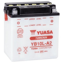 Bateria Yuasa Yb 10l-a2 Suzuki Quilmes Oficial