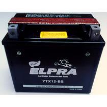 Bateria Moto Ytx12-bs 12x12 Ah Origen China