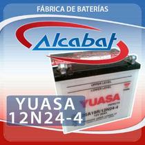 Bateria Yuasa 12n24-4
